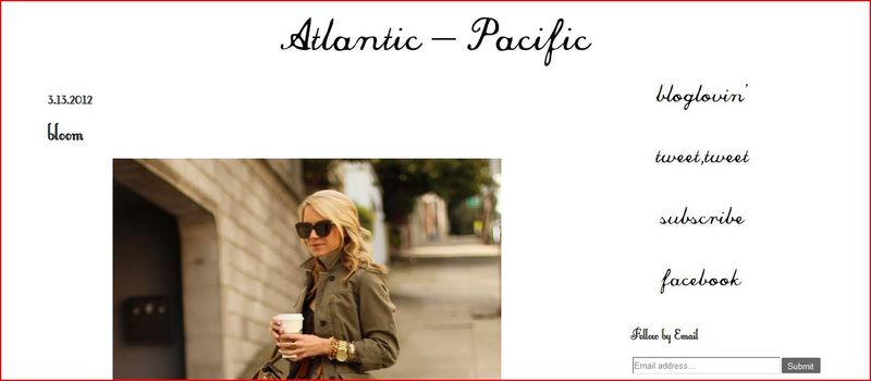 Atlantic-Pacific