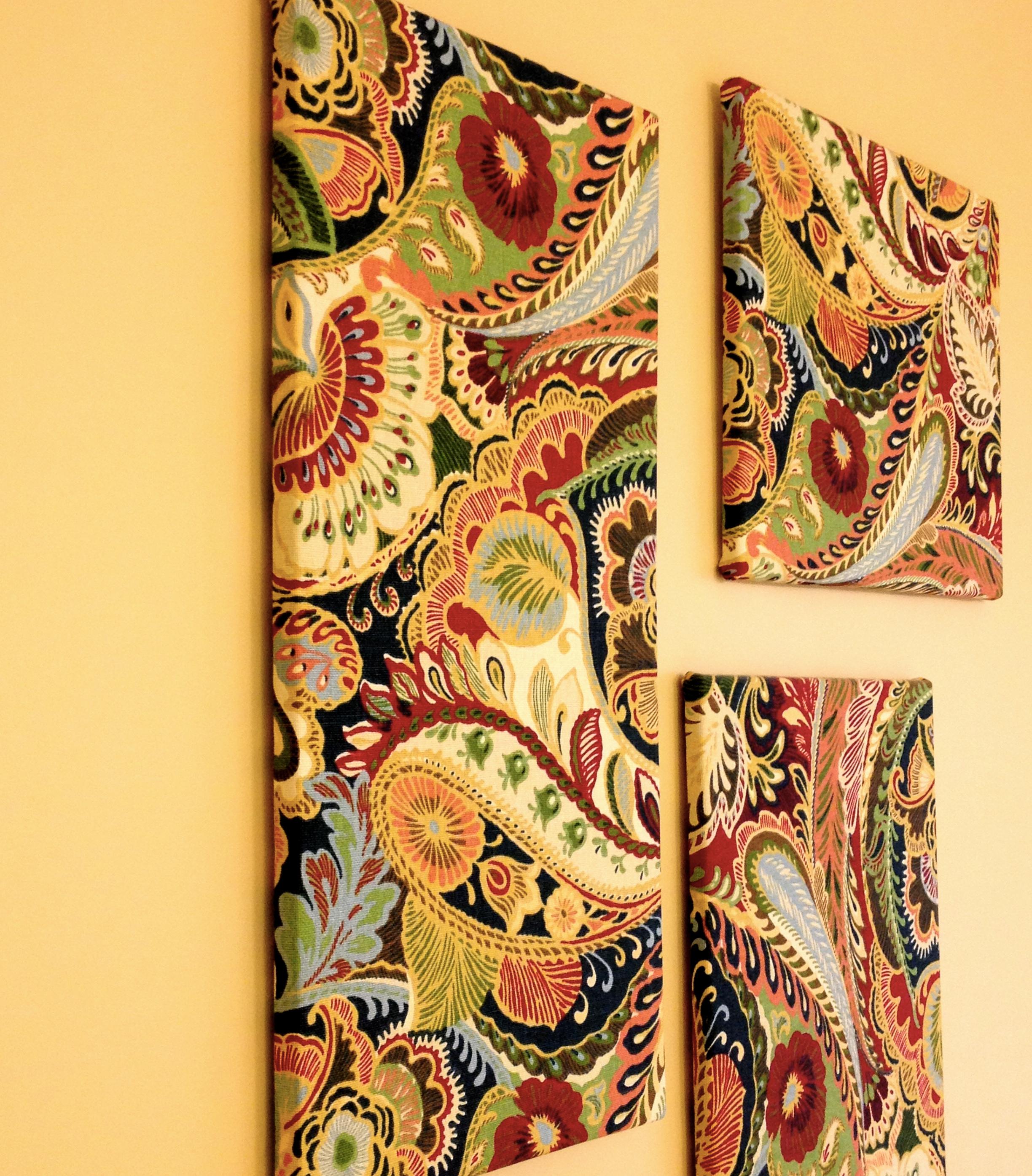 DIY Wall Art - Bona Vita